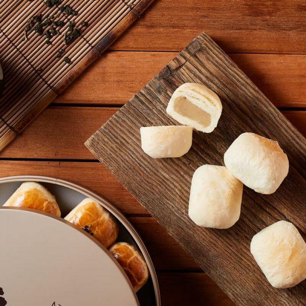 【台北御珍】酥式點心-綠豆椪