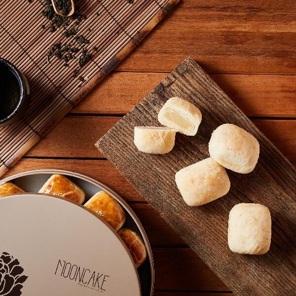【台北御珍】酥式點心-白豆沙