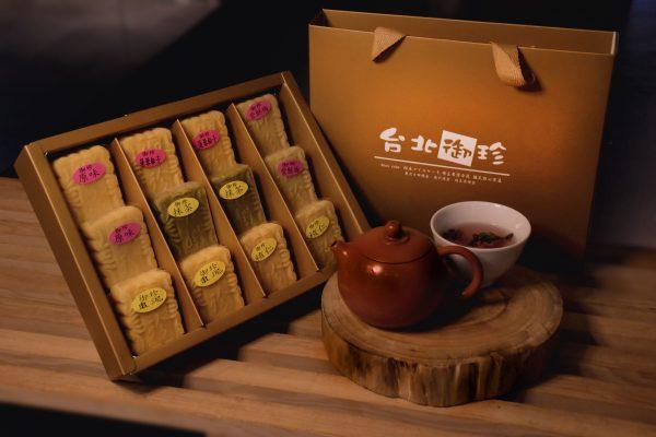【台北御珍】綠豆黃-六種口味